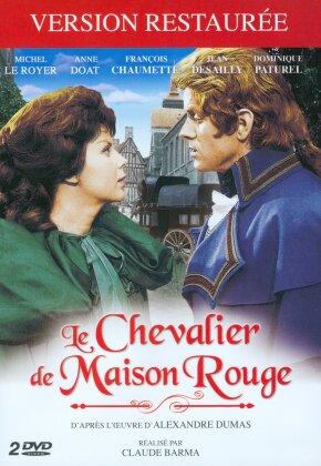 Le chevalier de maison rouge (1963) (Restaurierte Fassung, s/w, 2 DVDs)