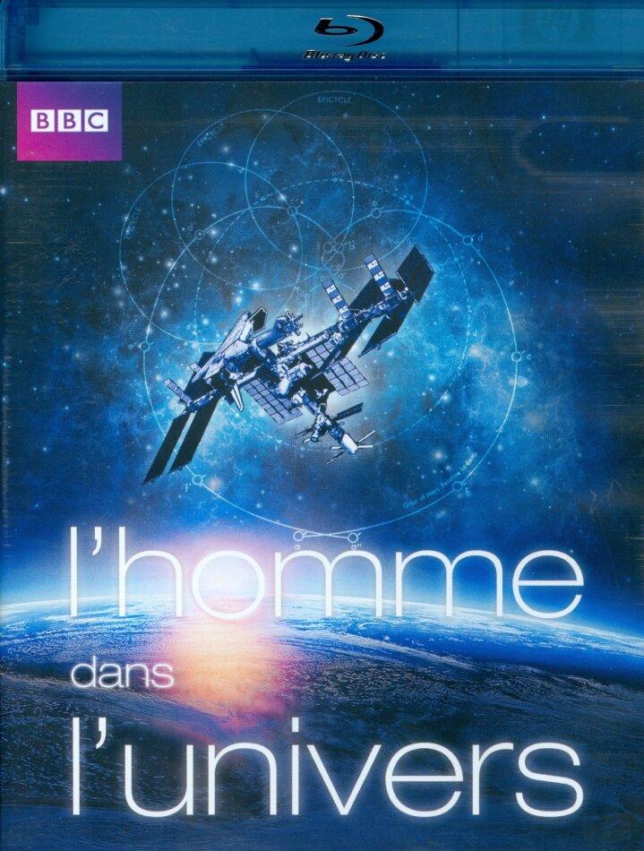 L'homme dans l'univers (BBC, 2 Blu-rays)