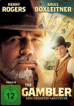 The Gambler - Teil 2 - Sein grösstes Abenteuer (1987) (Limited Edition)