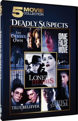 Deadly Suspects: 5 Movie Collection (2 DVDs)