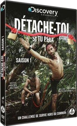 Détache-toi si tu peux - Saison 1 (Discovery Channel, 2 DVDs)