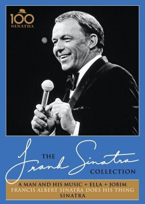 Frank Sinatra - A Man and his Music+Ella+Jobim / Francis Albert Sinatra Does His Thing / Sinatra (Sinatra 100, The Frank Sinatra Collection )
