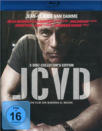 JCVD (2008) (Collector's Edition, Limited Edition, Blu-ray + DVD)