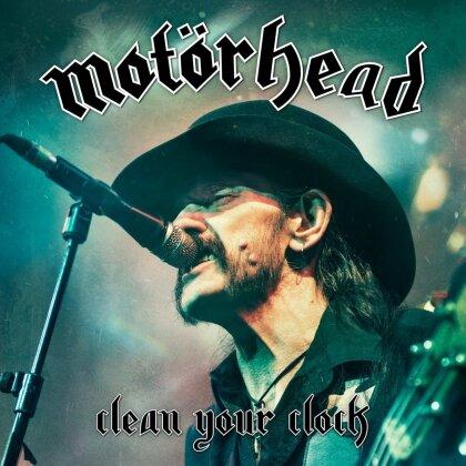Motörhead - Clean Your Clock (Blu-ray + CD)
