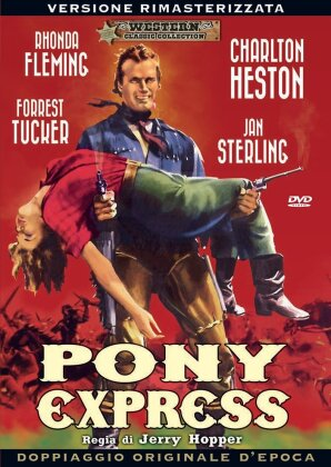 Pony Express (1953) (Remastered)