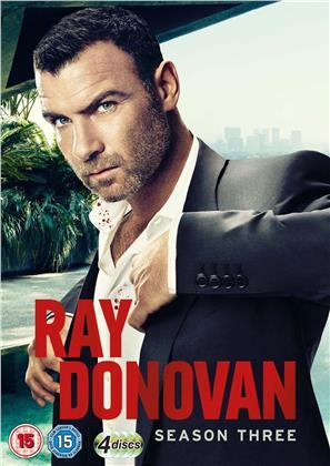 Ray Donovan - Season 3 (4 DVDs)