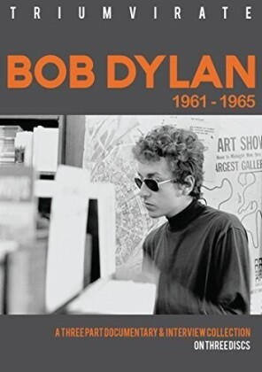 Bob Dylan - Triumvirate - 1961-1965 (Inofficial, 3 DVDs)