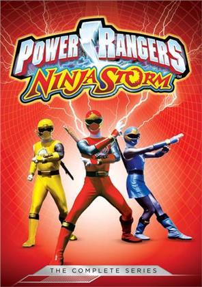 Power Rangers - Ninja Storm - Season 11 - The Complete Series (5 DVDs)