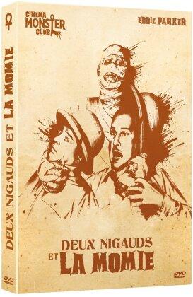 Deux nigauds et la Momie (1955) (Collection Cinema Monster Club, s/w, Blu-ray + DVD)