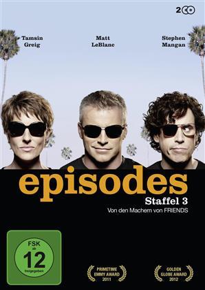 Episodes - Staffel 3 (2 DVDs)