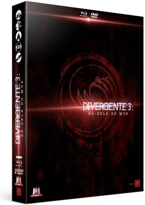 Divergente 3 - Au-delà du mur (2016) (Collector's Edition, Blu-ray + DVD)