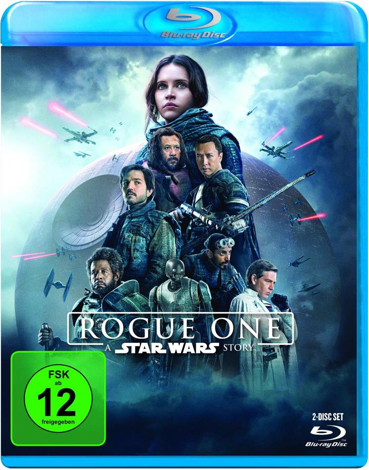 Rogue One - A Star Wars Story (2016) (2 Blu-ray)