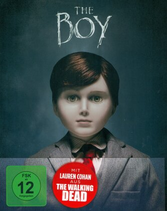 The Boy (2016) (Steelbook)