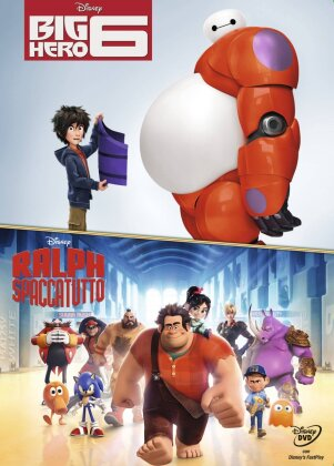 Big Hero 6 / Ralph spaccatutto (Edizione Limitata, 2 DVD)