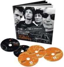 Rolling Stones - Totally Stripped (4 DVDs + CD)