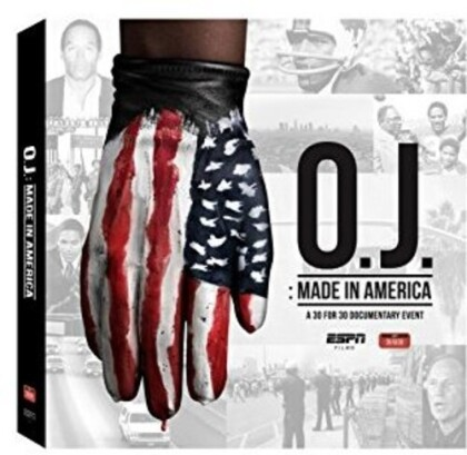 ESPN Films 30 for 30 - O.J. - Made in America (2 Blu-rays + 3 DVDs)