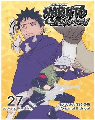 Naruto Shippuden - Set 27 (Uncut, 2 DVDs)