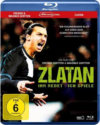 Zlatan - Ihr redet - Ich spiele (2015)