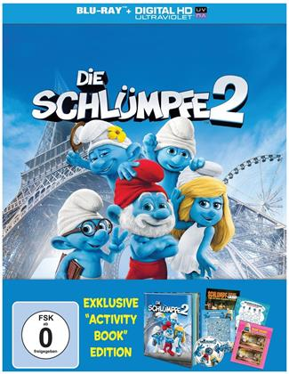 Die Schlümpfe 2 (2013) (Digibook)