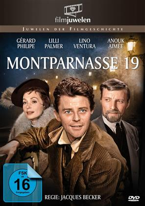 Montparnasse 19 (1958) (Filmjuwelen, n/b)