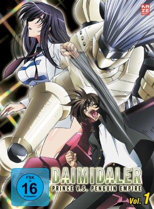 Daimidaler - Prince v.s. Penguin Empire - Vol. 1 (2014) (Digibook)