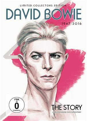 David Bowie - The Story (Inofficial, Limited Collector's Edition)