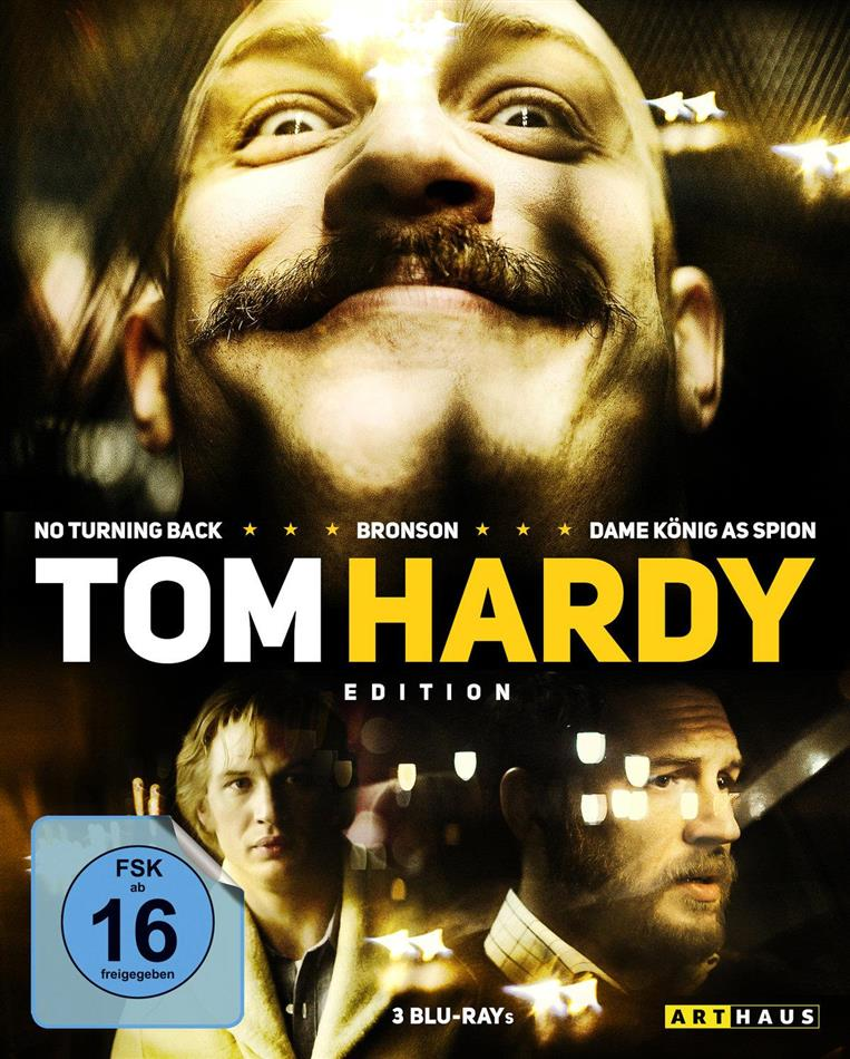 Tom Hardy Edition (Arthaus, 3 Blu-rays)