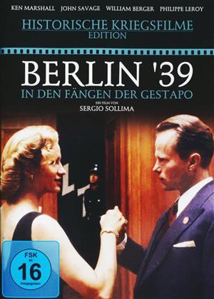 Berlin 39 - In den Fängen der Gestapo (1993) (Historische Kriegsfilme Edition)
