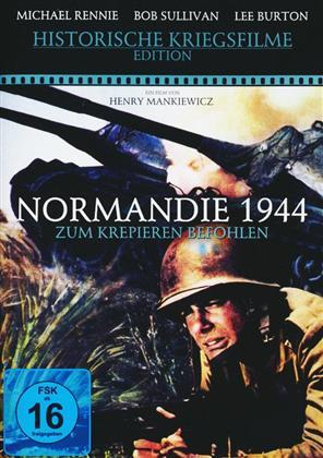 Normandie 1944 - Zum Krepieren befohlen (1968) (Historische Kriegsfilme Edition)