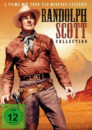 Randolph Scott Collection (Collector's Edition, 2 DVDs)
