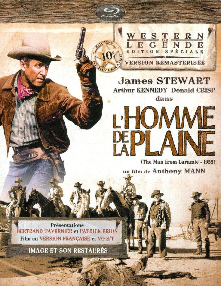 L'homme de la plaine (1955) (Western de Légende, Remastered)