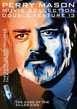 Perry Mason Movie Collection 13 - The Case of the Telltale Talk Show Host / The Case of the Killer Kiss