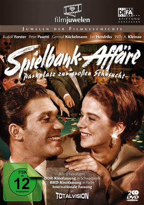 Spielbank-Affäre / Parkplatz zur grossen Sehnsucht (2 DVDs)