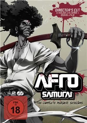 Afro Samurai - The Complete Murder Sessions (Director's Cut, 2 DVDs)