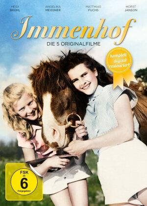 Immenhof - Die 5 Originalfilme (Restaurierte Fassung, 3 DVDs)