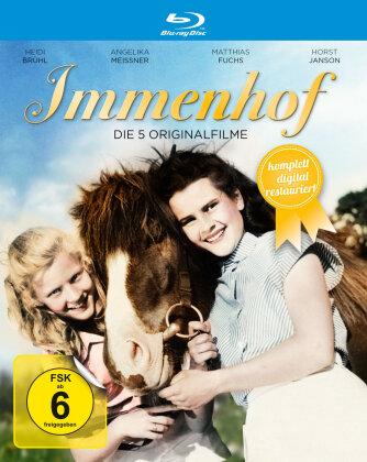 Immenhof - Die 5 Originalfilme (Restaurierte Fassung, 2 Blu-rays)