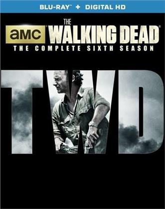 The Walking Dead - Season 6 (5 Blu-rays)