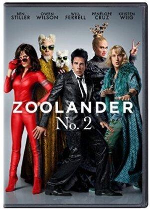 Zoolander 2 (2016) (The Magnum Edition)