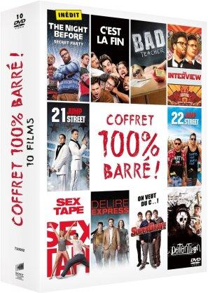 Coffret 100% Barré! (10 DVDs)