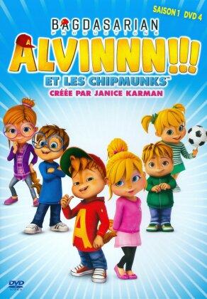 Alvinnn!!! et les Chipmunks - Saison 1 - DVD 4