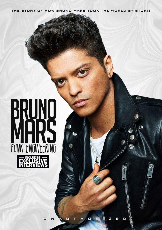 Bruno Mars - Funk Engineering (Unauthorized)