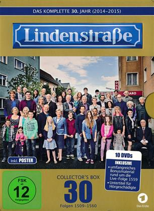 Lindenstrasse - Vol. 30 (Collector's Box, Limited Edition, 10 DVDs)