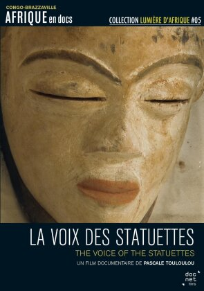 La Voix des statuettes (2015) (s/w)