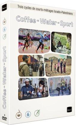 Coffee - Water - Sport - Trois cycles de courts-métrages Israélo-Palestiniens (2015)