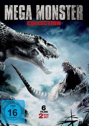 Mega Monster Collection (2 DVDs)