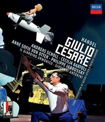 Il Giardino Armonico, Giovanni Antonini, … - Händel - Giulio Cesare (Decca, Salzburger Festspiele)