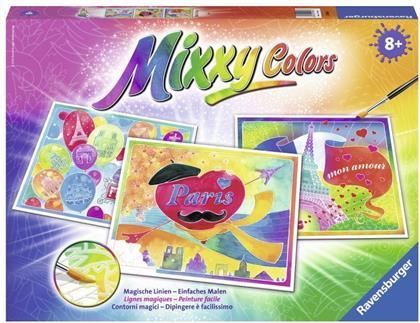 Mixxy Colors - Paris
