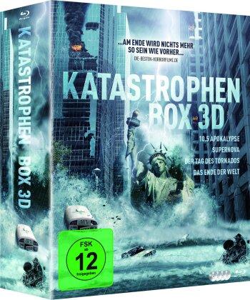 Katastrophen Box (4 Blu-ray 3D (+2D))