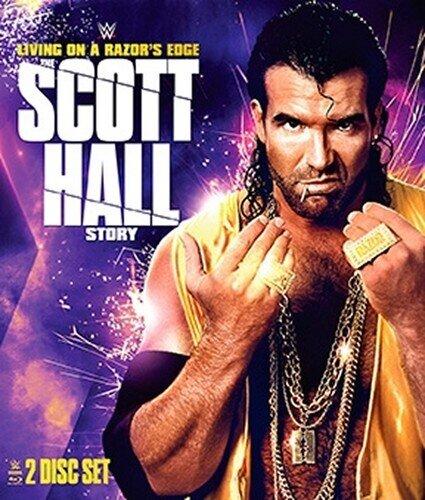 WWE: The Scott Hall Story - Living on a Razor's Edge (2 Blu-ray)