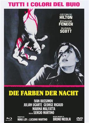 Die Farben der Nacht (1972) (Nummeriert, Cover B, Limited Edition, Mediabook, Uncut, Blu-ray + DVD)